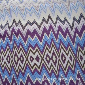 Silk Habotai Hand Print Fabric pictures & photos