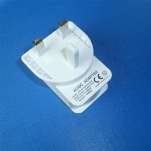 5V 1A UK BS 3 Pin USB Adapter with CE Certificate pictures & photos