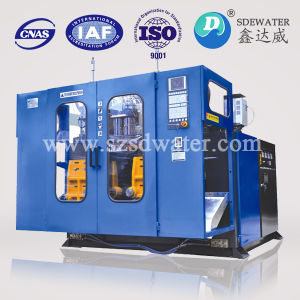 Automatic Plastic Extrusion Blowing Mold Machine Price pictures & photos