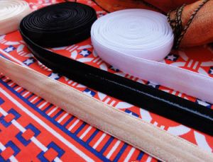 Woven Webbing/Elastic Webbing/Knitting Webbing/Mesh Webbing pictures & photos