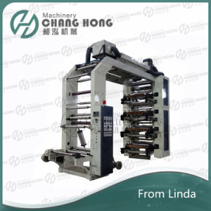 8 Color Paper Flexographic Printing Machine pictures & photos