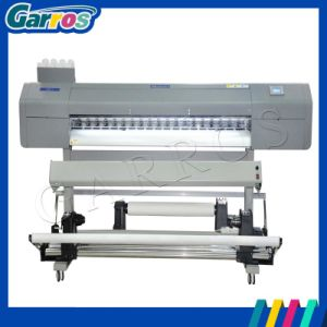 High Quality 3D Garros 4 Color Sublimation Printing Machine Polyester Fabric Printing Machine pictures & photos