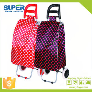 2015 Collapsible Folding Trolley with Wheels (SP-544) pictures & photos