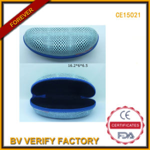 Soft Touch EVA Sunglasses Case with Free Sample (CE15021) pictures & photos
