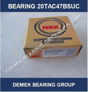 NSK High Precision Angular Conatact Thrust Ball Bearing 20tac 47bsuc10pn7b pictures & photos