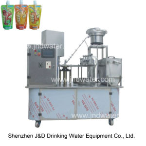 Automatic Sachet Filling Capping Machine for Liquid (JND-2L) pictures & photos