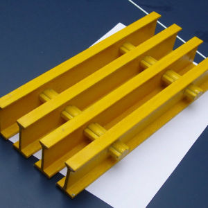 FRP Pultruded Grating, Pultruded FRP&GRP Grating with UV Protection pictures & photos