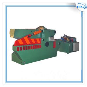 Metal Sheet Automatic Alligator Shearing Machine pictures & photos