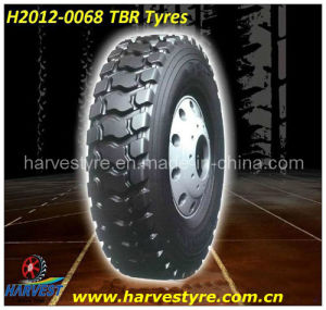 Traction Pattern All Steel Truck Tyres (13R22.5) pictures & photos
