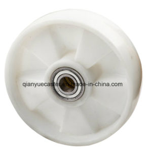 Various Sizes Industrial Nylon Material Handpallet Wheels pictures & photos