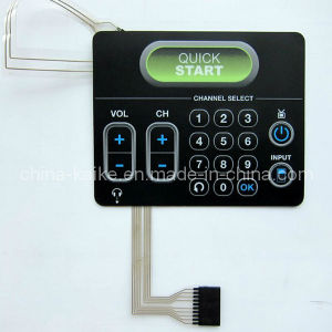 Polyester Membrane Swich Keypad pictures & photos