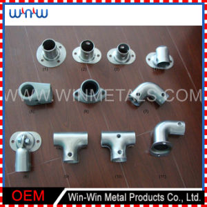 Car Joint Bracket Handle Deep Drawn Spare Stainless Steel Auto Parts pictures & photos