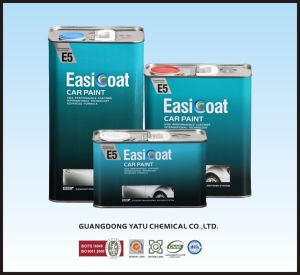 Good Effect China Car Coats-E5 1k Basecoat pictures & photos