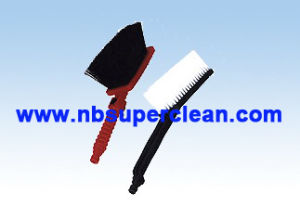 Soft Bristle Auto Wheel Cleaning Brush (CN1900) pictures & photos