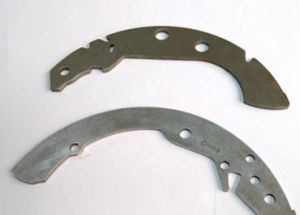 Brake Accessory Brake Pad Clips and Brake Shoe pictures & photos