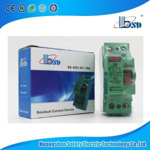 ELCB/RCCB (F360 Series) Residual Current Circuit Breaker, 2p, 4p. 30mA pictures & photos