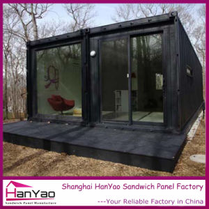 High Quality Steel Structure Strong Container Houses for Living pictures & photos