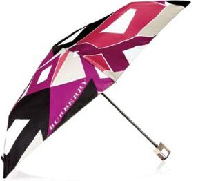 Full Color 3 Folding Umbrella (BR-FU-136) pictures & photos