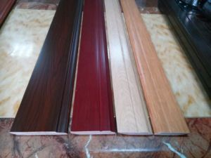 Multi-Solid Wood Joint Woood Skirting Boar for Home Decorative Flooring pictures & photos