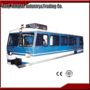 Ztds170 Subway, Tunnel Catenary Work Car