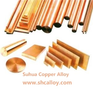 Copper Alloy Rod C18150 for Spot Welding Electrodes pictures & photos