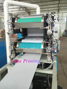Full Automatic Fold Dispenser Napkin Machine Paper Making Machine pictures & photos