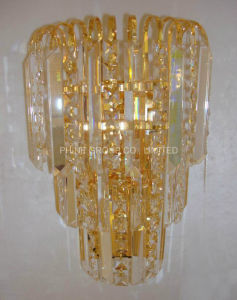 Decorative Fashion with Crystal Wall Light / Interior Lighting pictures & photos