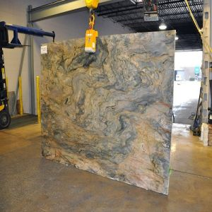 Polished Rough Granite Slab Brazil Quartzite Slabs Quartz Stone