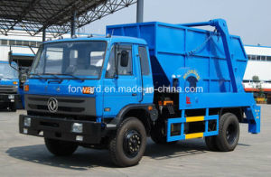 Dongfeng Skip Loader Truck With10 Cbm