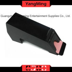 Acrylic Black Dealer Poker Shoes (YM-DS03) pictures & photos