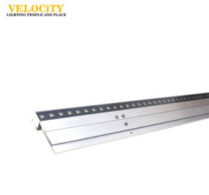 DMX Control 12W LED Linear Wall Washer Light pictures & photos