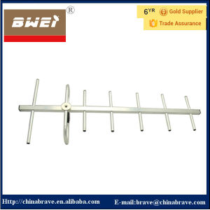 High Quality DVB-T Yagi Antenna for TV Signal Receive pictures & photos