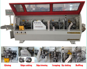 up Slotting Full Automatic Edge Banding Machine pictures & photos