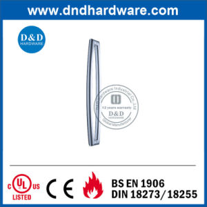Ss304 Tubular Pull Handle for Public Door pictures & photos