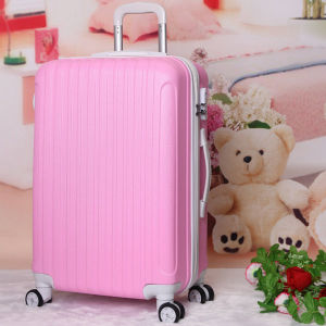 Hard Case ABS Trolley Luggage Travelling Bag pictures & photos
