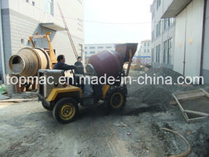 Transit mixer SD680M- Self Loading Mobile Mixer pictures & photos