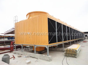 Large Capacity FRP Cross Flow Cooling Tower (NST-300/D) pictures & photos