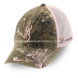 Ladies Hunting Trucker Mesh Hat pictures & photos