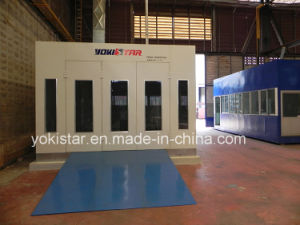 Automatic Car Spray Booth Form Yokistar pictures & photos