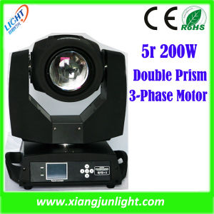 Clay Paky Sharpy 5r 200W Beam Moving Head for Disco pictures & photos