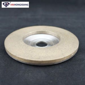 Og Diamond Grinding Wheel for CNC Machine pictures & photos