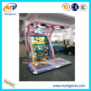 Luxury Amusement Dancing Arcade Game Machine with CE Certificate pictures & photos