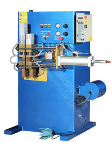 Refrigerator Copper Tube and Aluminum Tube Butt Welding Machine pictures & photos