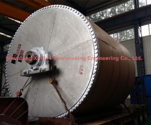 Steel Yankee Dryer----3000mm for Paper-Making Machine---SGS Authorized Certificate