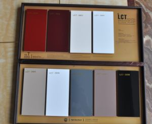 High Glossy UV MDF Sheet (ZHUV) pictures & photos