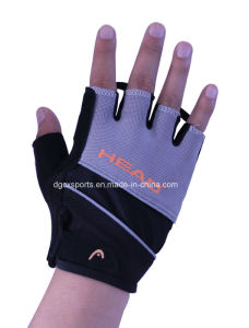 Breathable Neoprene Bike Glove with Half Finger pictures & photos