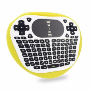 P&Y New Design T8 Mini Wireless Keyboard Air Mouse T8 pictures & photos
