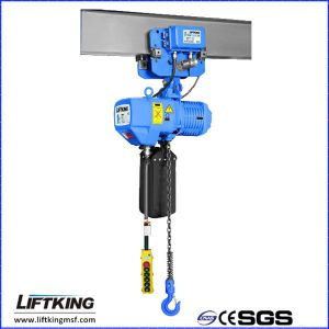 1.5t High Quality Electric Chain Hoist for Cranes pictures & photos