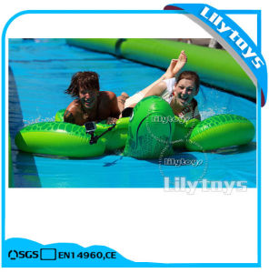 Custom Inflatable Water Slide City Street, Water Slide Slip City pictures & photos