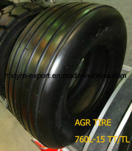 Bale Tyre 12.5L-15 11L-15 Bias Agriculture Tyre I-1 Pattern pictures & photos